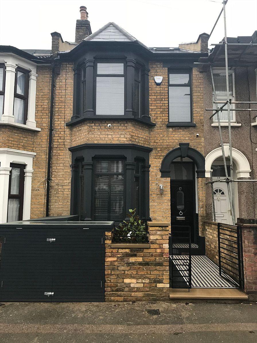 London Front Garden Design | Front garden ideas | Pinterest ...