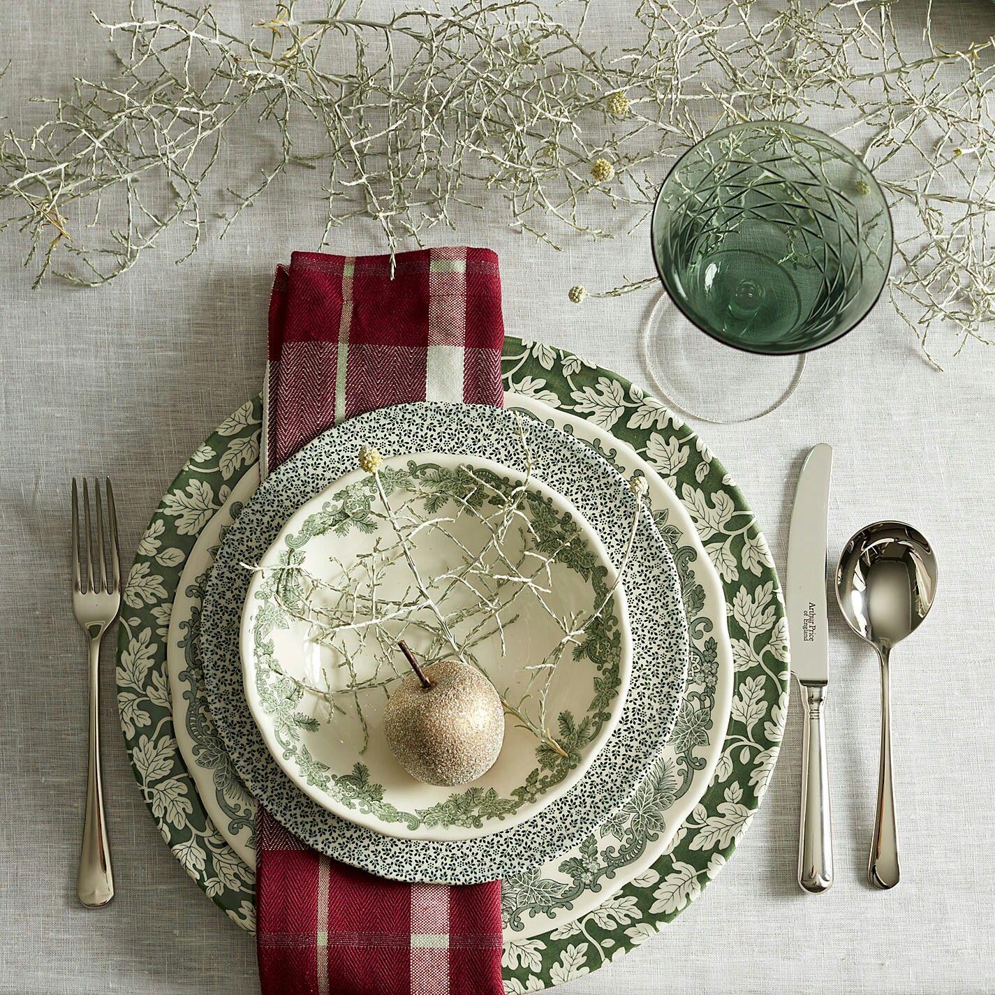 إتيكيت ترتيب السفرة في العزومات Etiquette Table Settings Scenes