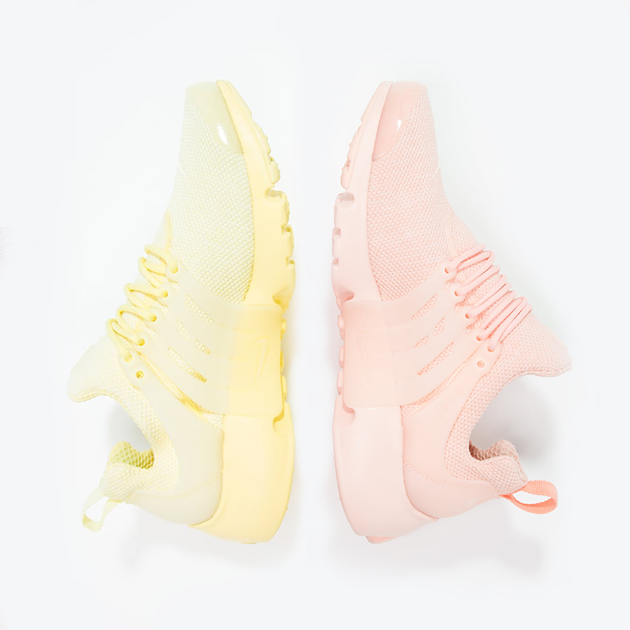 Nike Air Presto Lemon gelb pink arctic orange | Nike