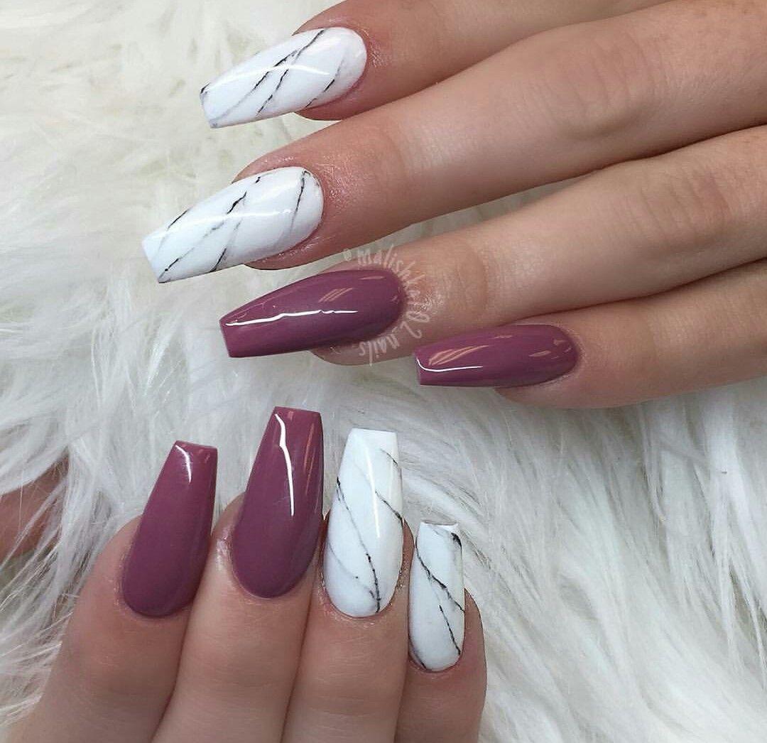 Pinterest @niaa_712 | Nail designs | Pinterest | Nageldesign und ...