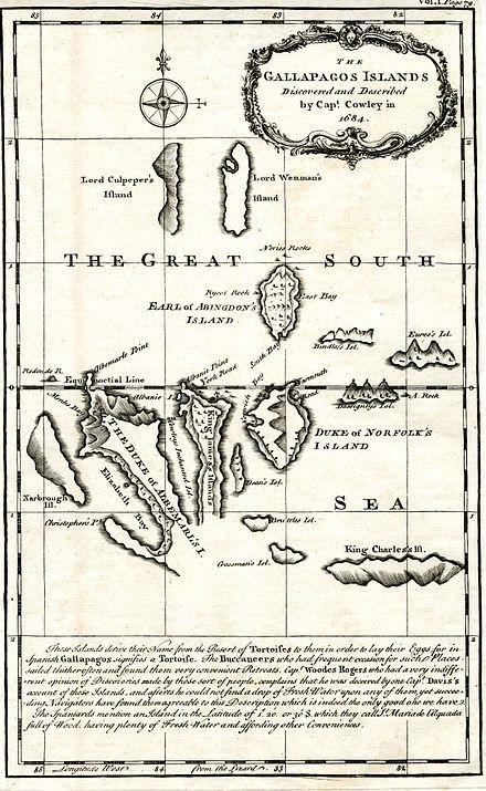 Galápagos Islands - Wikipedia, the free encyclopedia