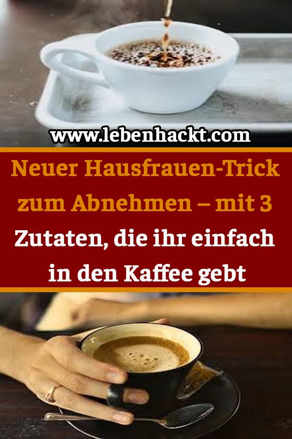 Tee oder Kaffee ist besser zur Gewichtsreduktion