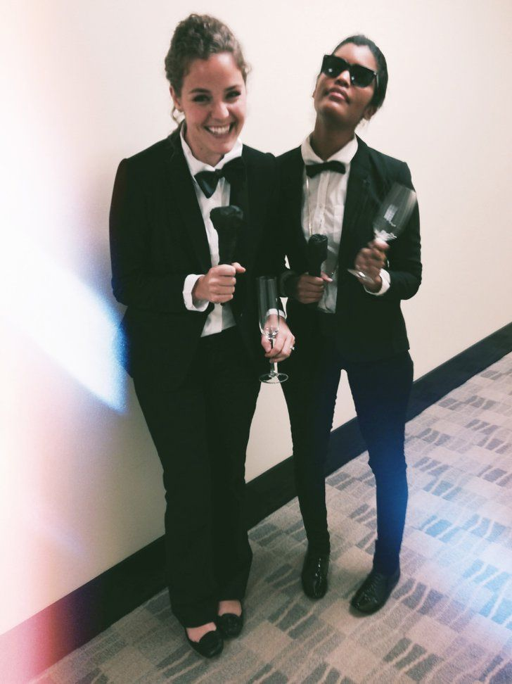 Justin Timberlake and Jay Z Easy costumes and Halloween costumes - homemade halloween costume ideas men