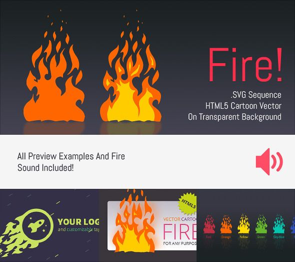 Cartoon multicolor animated fire sequence with fine real fire sound cartoon multicolor animated fire sequence with fine real fire sound loop included my envato stuff pinterest frame animation and cartoon toneelgroepblik Image collections