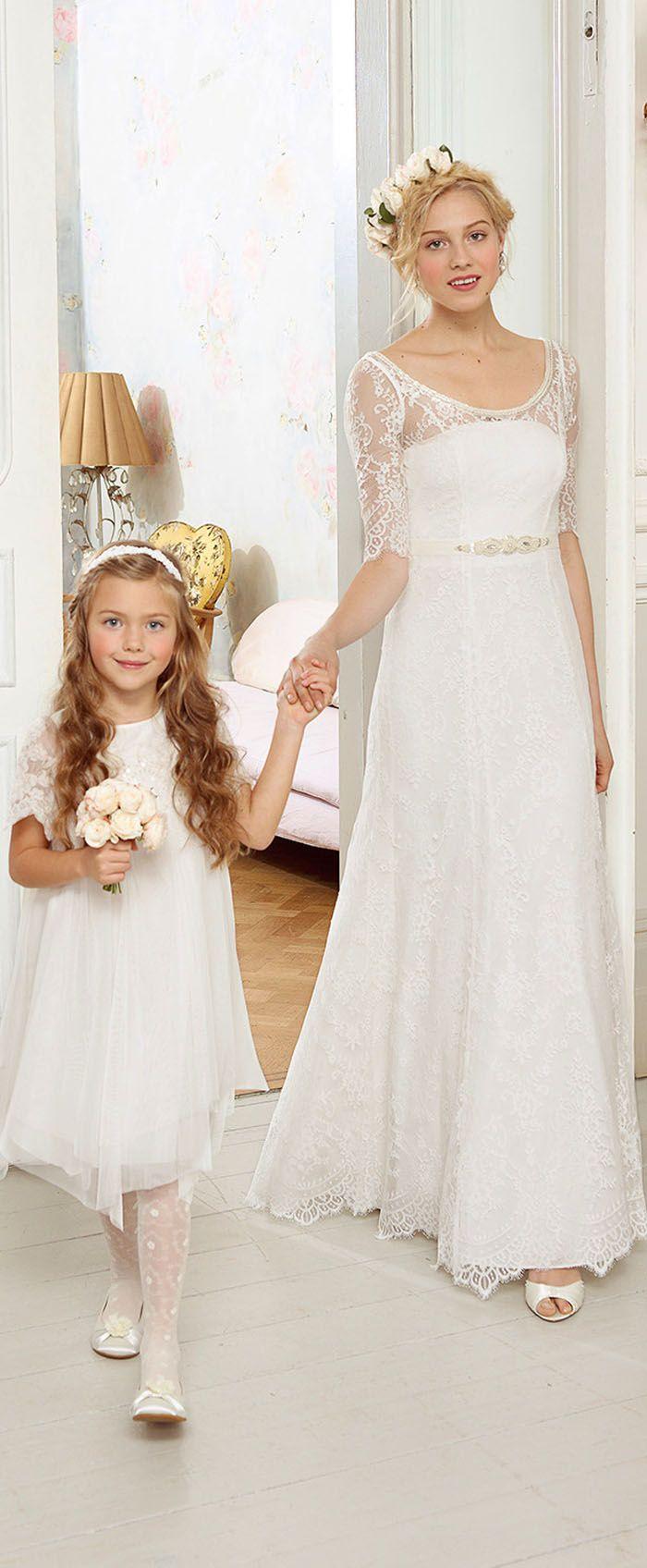 Hippie Wedding Dresses ideas for fun indie wedding gowns