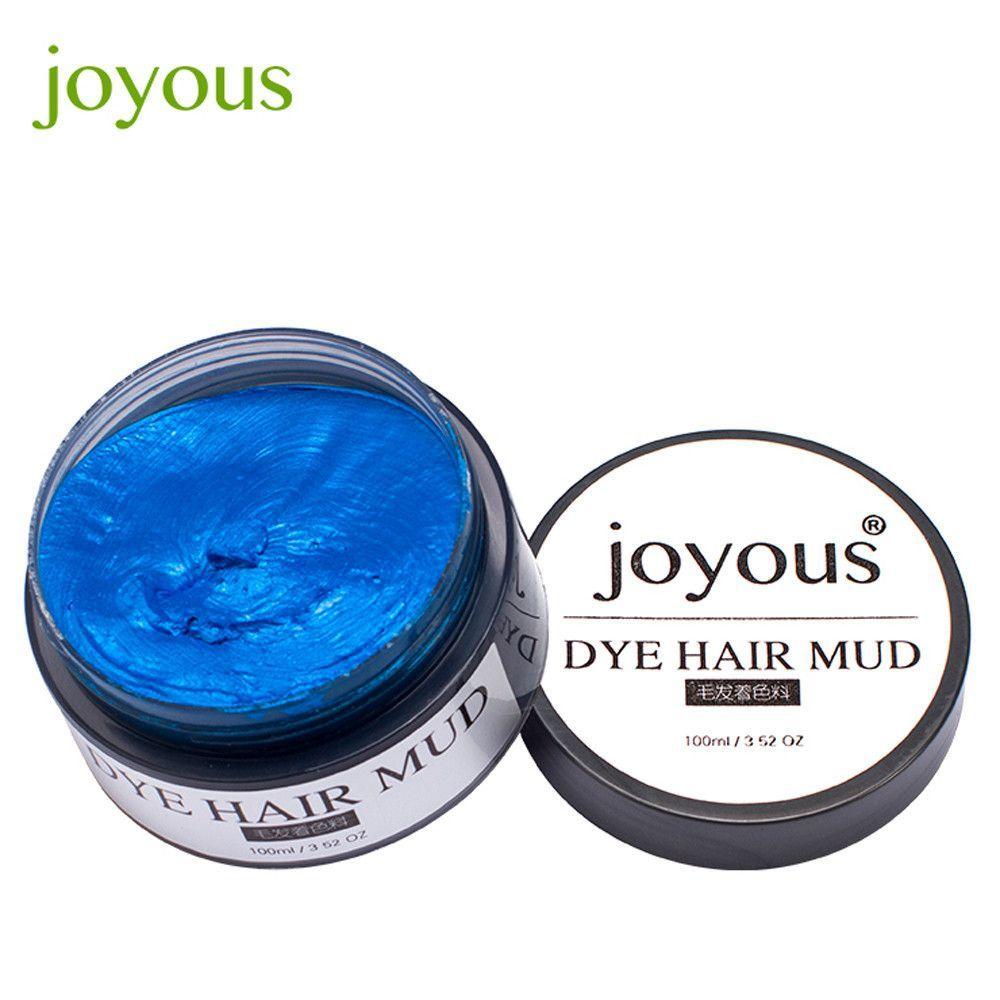Graceful One Time Dye Hair Dye Hair Spray Mud Cream Men S Hair Dye