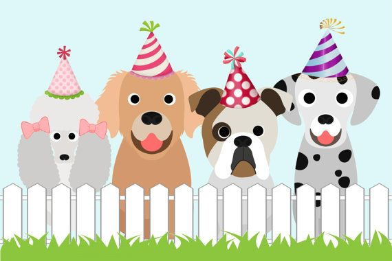 This Listing Is For An Adorable 4x6 Puppy Themed Backdrop The Perfect Touch For Any Puppy Party You May Puppy Party Theme Puppy Party Puppy Birthday Parties