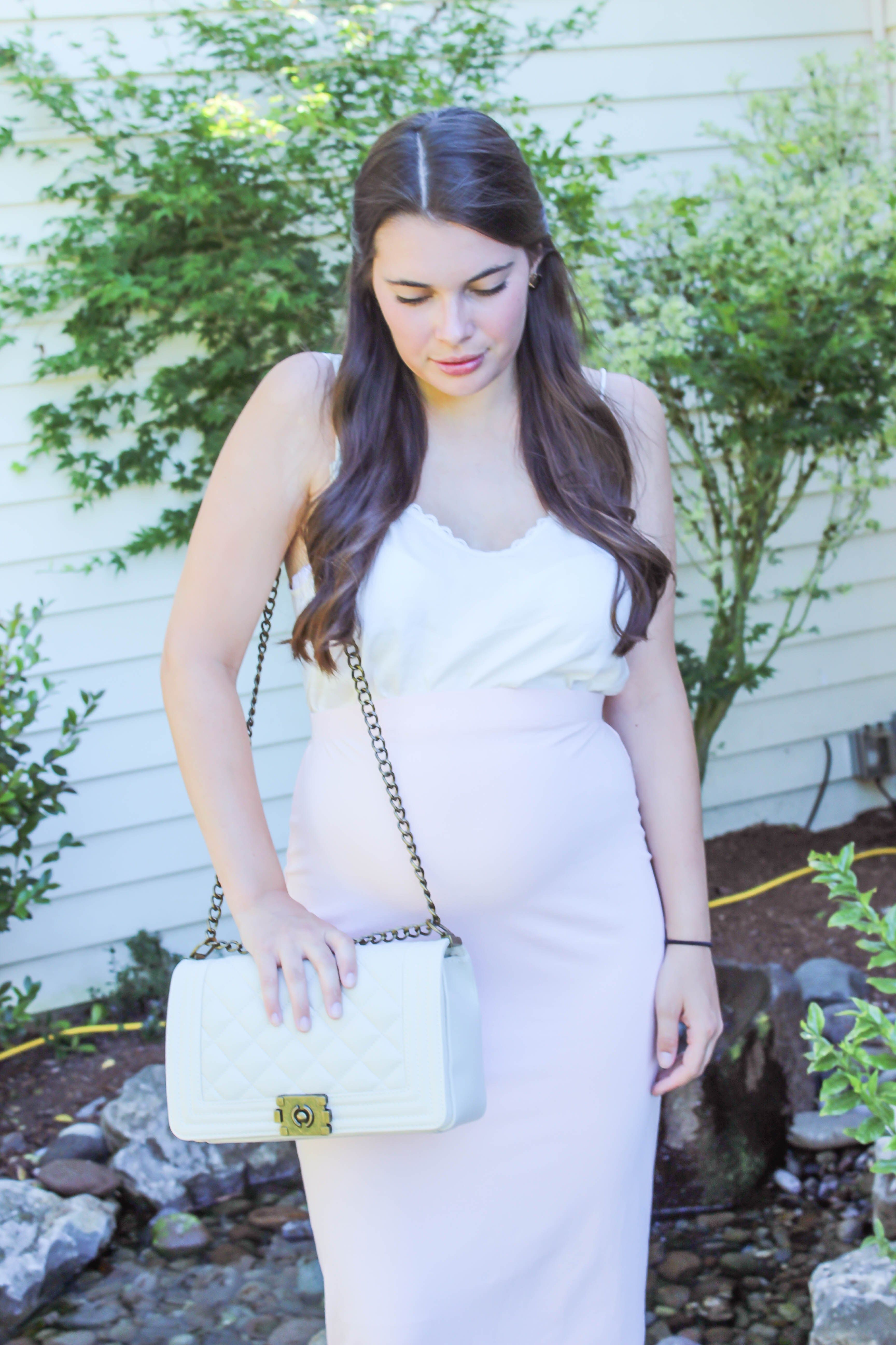 Summer wedding guest maternity style summer wedding guests