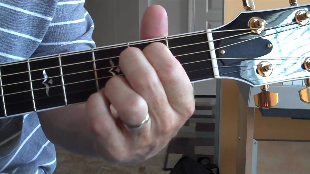 First Guitar Lesson Learning Your First 4 Chords Matt Mccoy