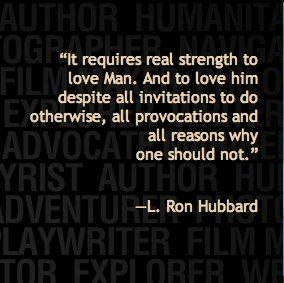 From The Essay What Is Greatness L Ron Hubbard