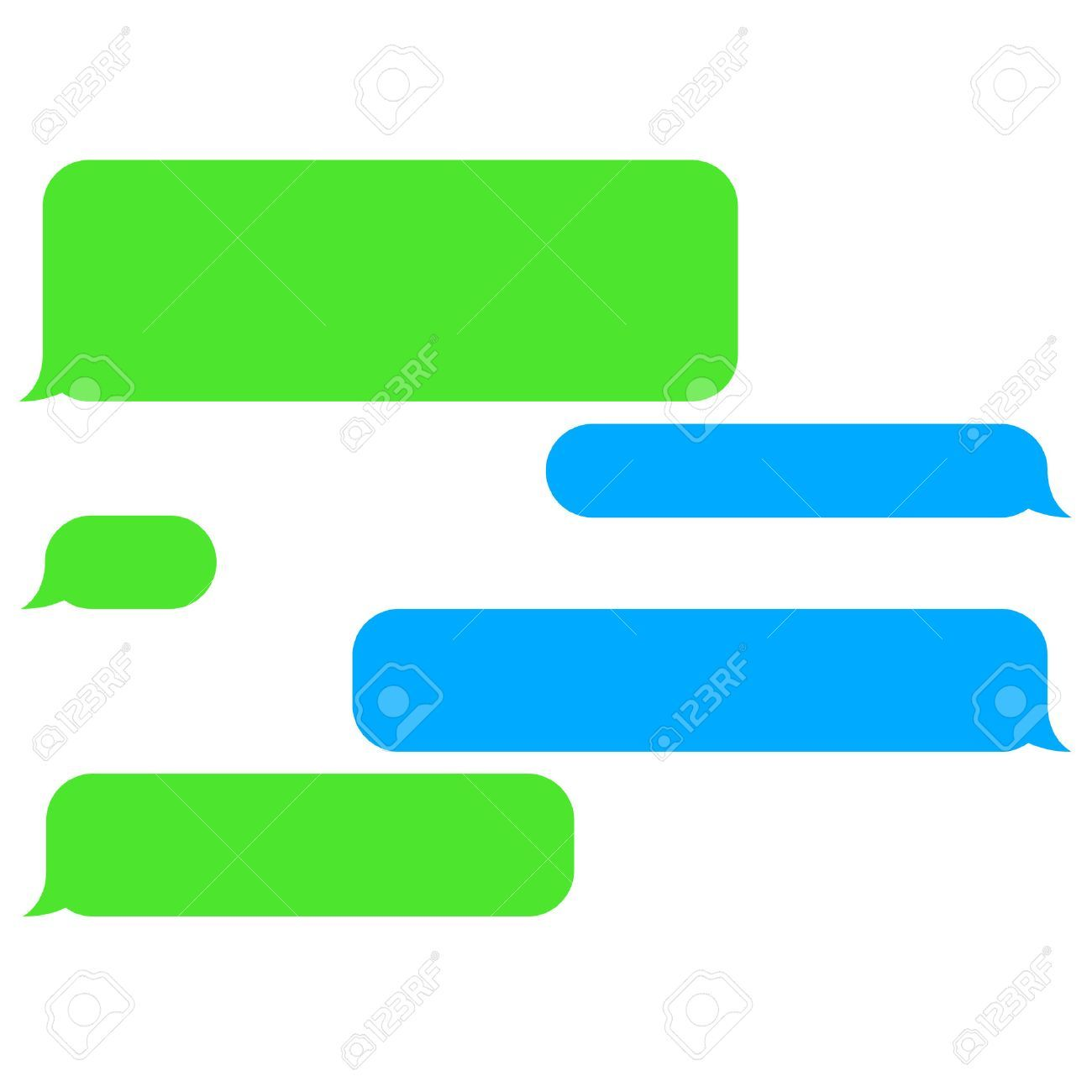 Image result for messages speech bubble