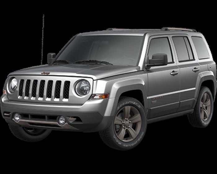 2016 Jeep Patriot 75th Anniversary Limited Edition Jeep Patriot