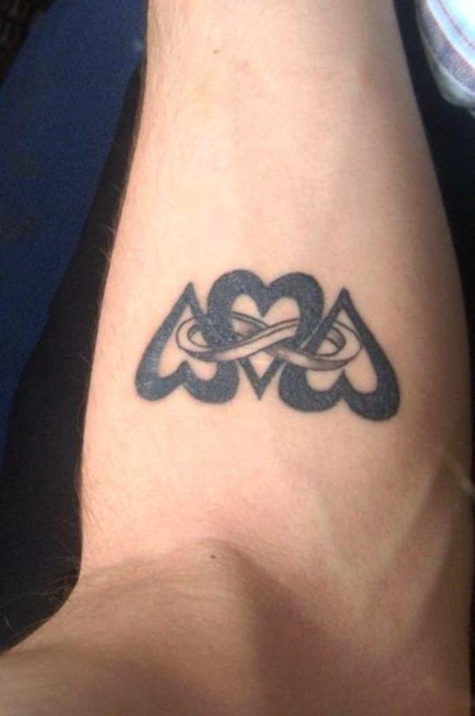 3 Symbol Tattoo Tattoo Ideas Pinterest Symbols Tattoos Tattoo