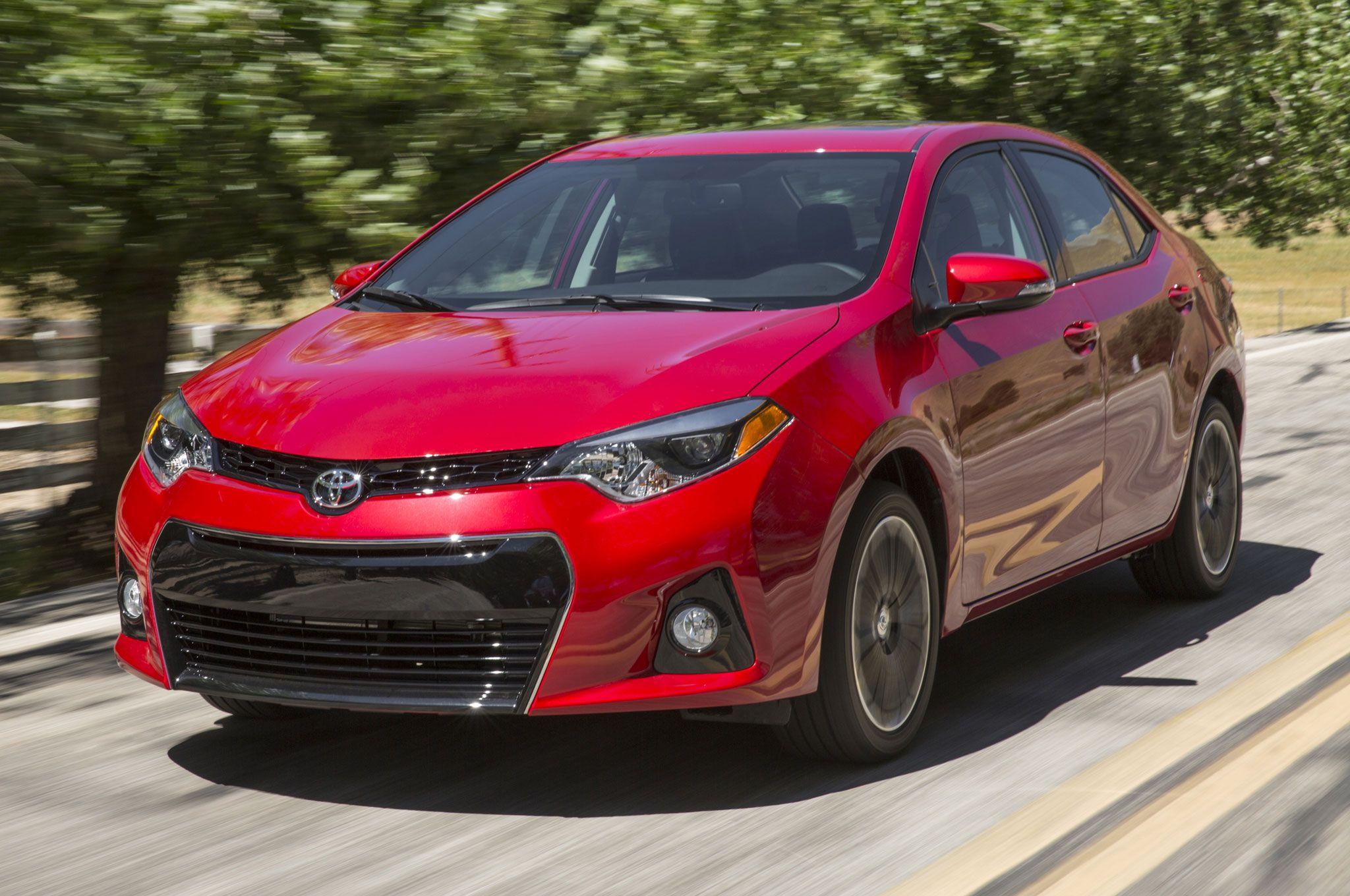 Toyota Corolla Mpg >> 2014 Toyota Corolla 2014 Toyota Corolla Consumer Reviews