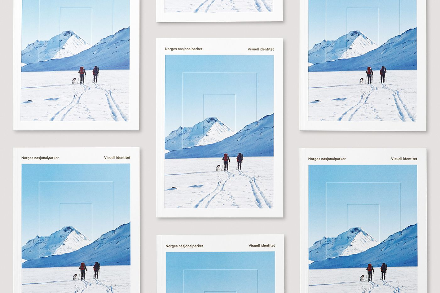 love snøhetta\'s work for the visual identity and brand strategy for ...