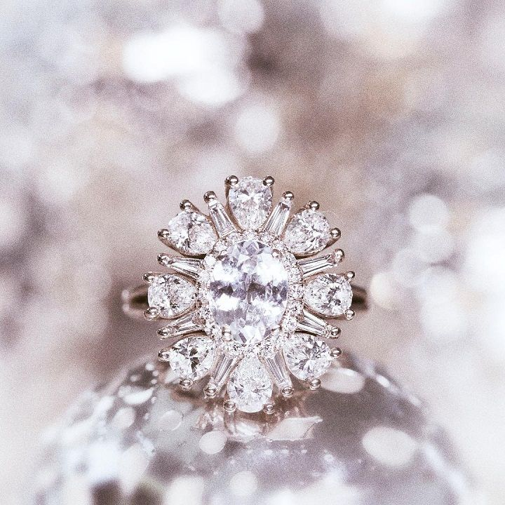 Oval Diamond engagement ring #engagementring #diamond #diamondengagementring #engaged #bridetobe #wedding