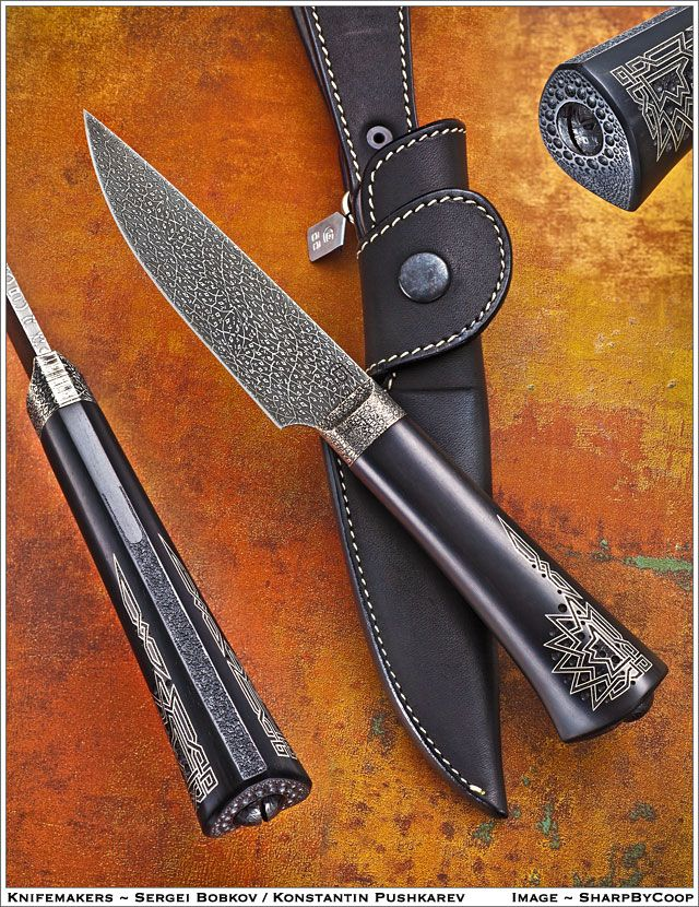 Photos SharpByCoop • Gallery of Handmade Knives - Page 46