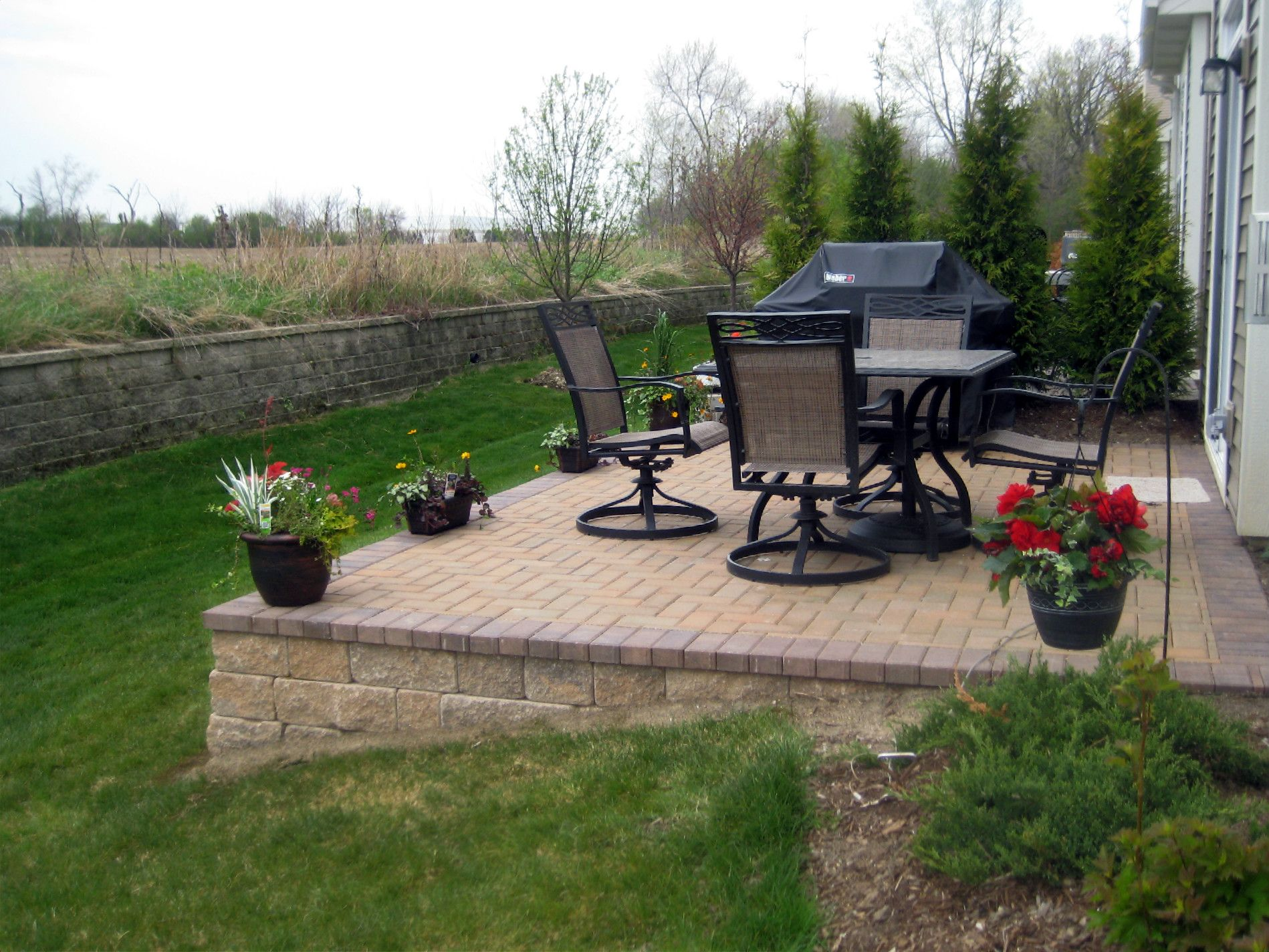 Belgard Holland Stone Patio By Aurora, IL Patio Builder