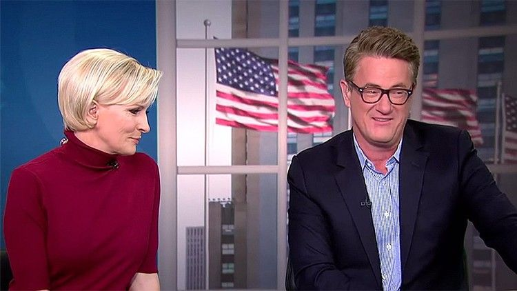 MSNBC's Joe Scarborough says Trump is either 'losing his