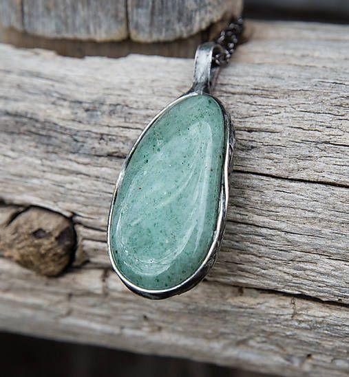gabi111 / Aventurín - náhrdelník