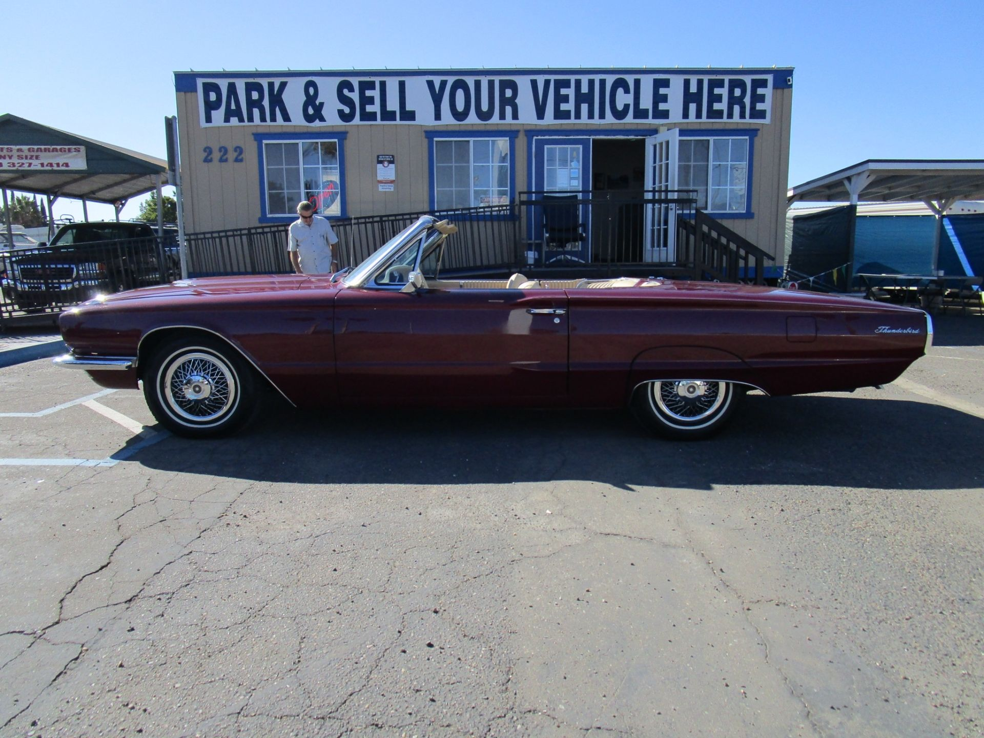 classic car for sale 1966 ford thunderbird convertible possible trade in lodi stockton ca in 2020 ford thunderbird classic cars classic car sales pinterest