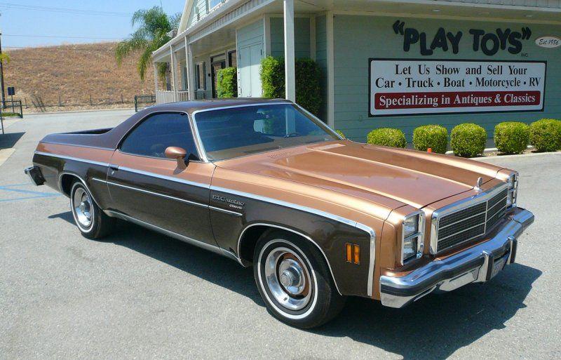 1974 El Camino 1974 Chevrolet El Camino 12 995 00 Usd Classic