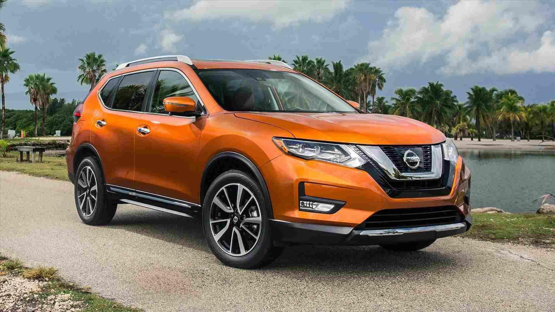Nissan Rouge Orange Nissan Nissan Rogue Car Deals