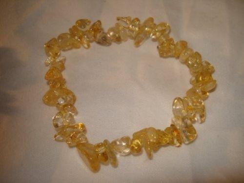Promotion *(Buy 2 Get 1 Free) 1 Natural Citrine Crystal Healing Chip Gemstone 7 Inch Stretch Bracelet. - http://www.spiritualgemstonejewelry.com/promotion-buy-2-get-1-free-1-natural-citrine-crystal-healing-chip-gemstone-7-inch-stretch-bracelet/