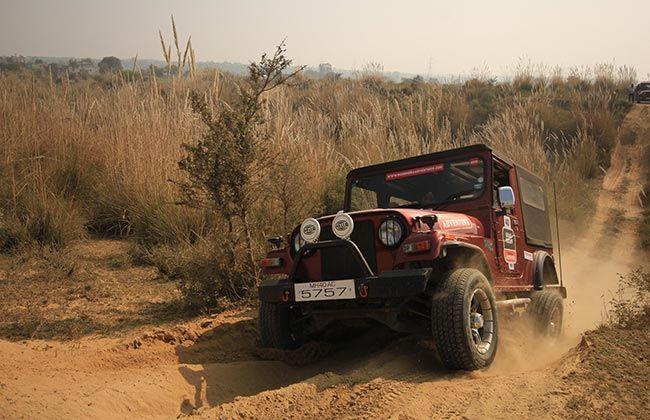 Mahindra S Great Escape Ends In Gurgaon Mahindra Cars Mahindra Thar Escape