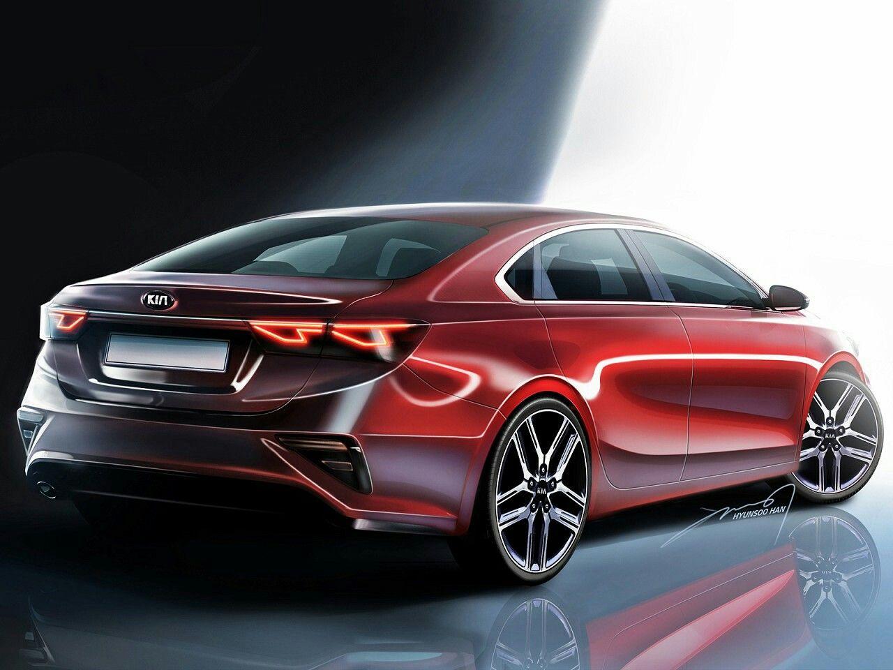 Kia Cerato 2019 concepts design Kia forte, Kia, Kia parts