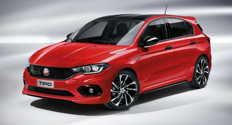 Fiat S Tipo Sport Arrives In The Uk Priced From 19 255 Fiat