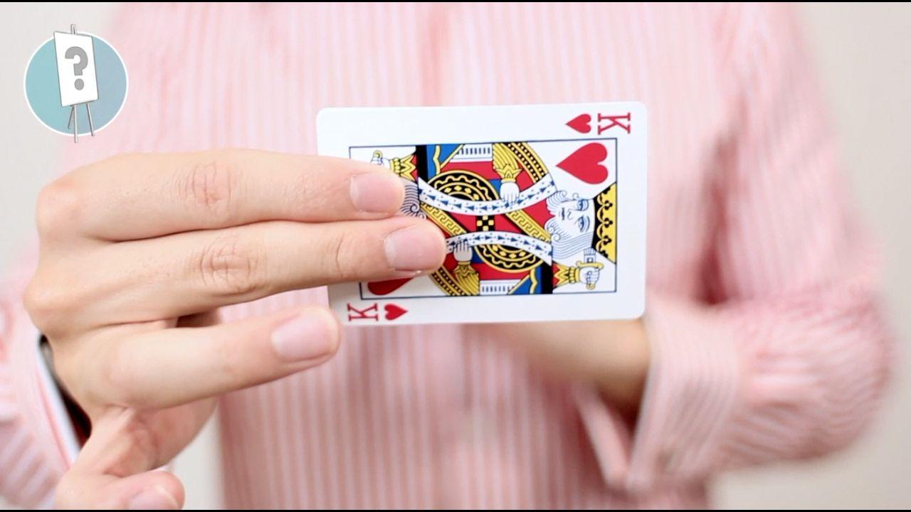 Snap Change Card Trick Tutorial Visually Change A Card Easy Magic Card Tricks Card Tricks Easy Card Tricks