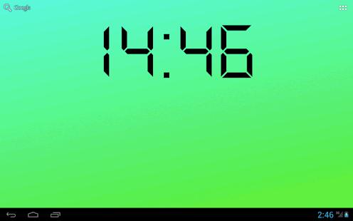 Download Digital Clock Live Wallpaper APK | Download Android APK GAMES, APPS MOBILE9
