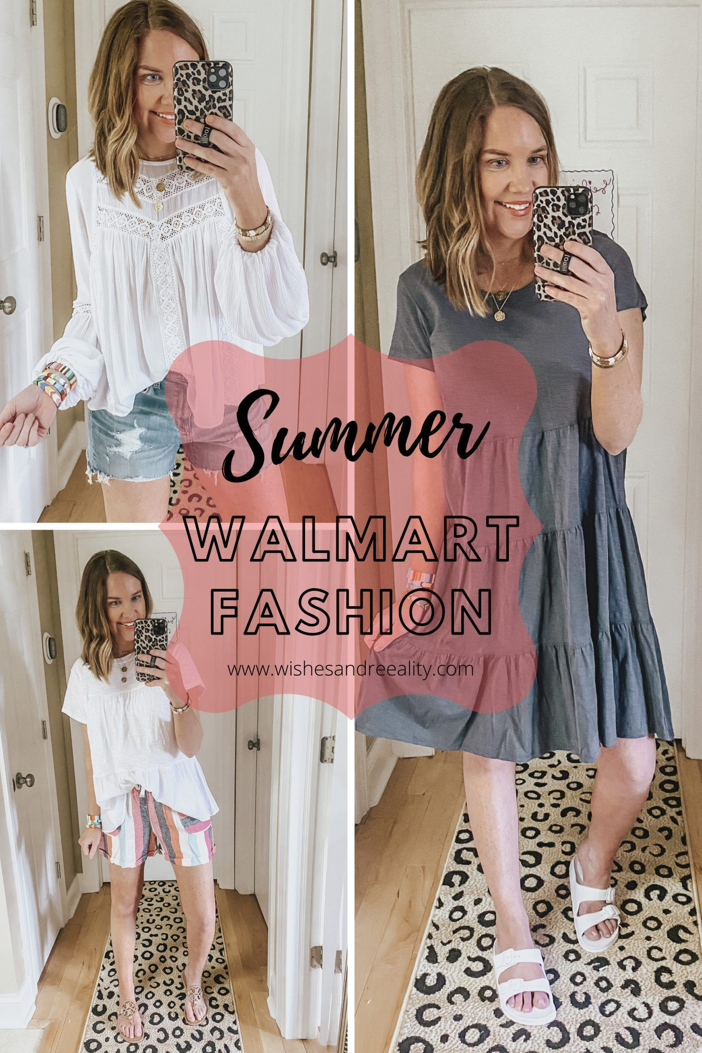 Walmart Summer Clothes For Women Pt 1 Wishes Reality Summer Outfits Women Walmart Fashion Walmart Outfits [ 2159 x 1440 Pixel ]