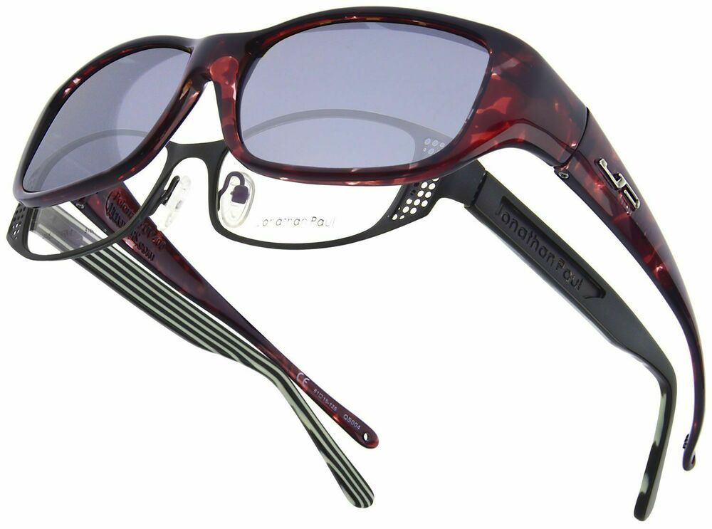 d41f368d9b9 eBay  Sponsored Jonathan Paul Fitovers Eyewear - Queeda Collection -  Designed to Be Worn Over