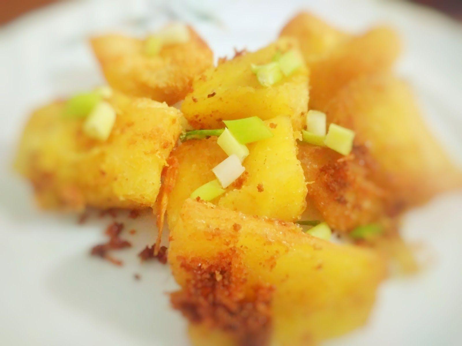Resep Masak Singkong Goreng Bumbu Kuning Resep Segala Masakan Web Id Resep Resep Makanan Resep Masakan