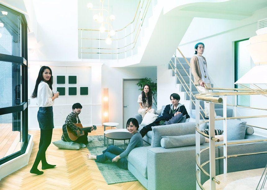 テラスハウス 新シリーズのメンバー6人発表 Op曲はchvrches Graves テラスハウス 家 シェアハウス