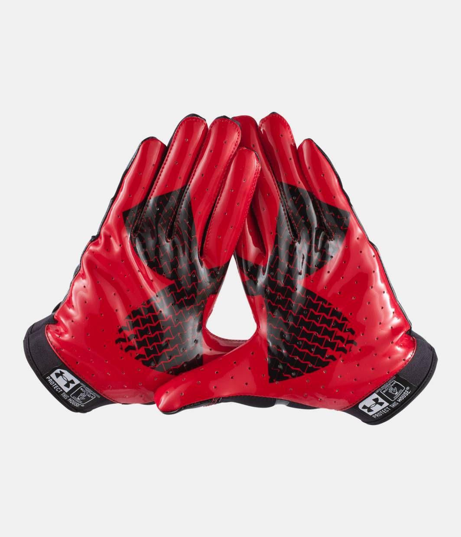 Mens ua f4 football gloves under armour mx
