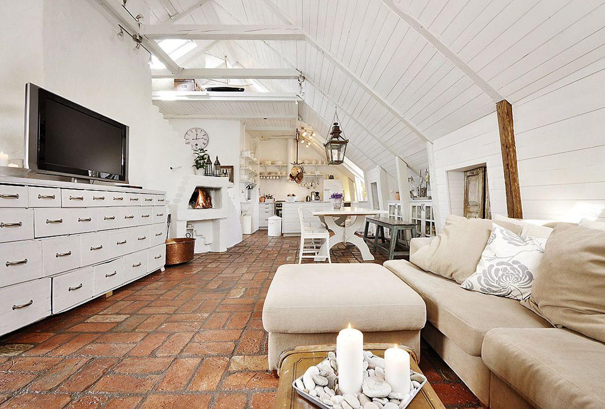 small flat with colors - Szukaj w Google   best open space interiors ...