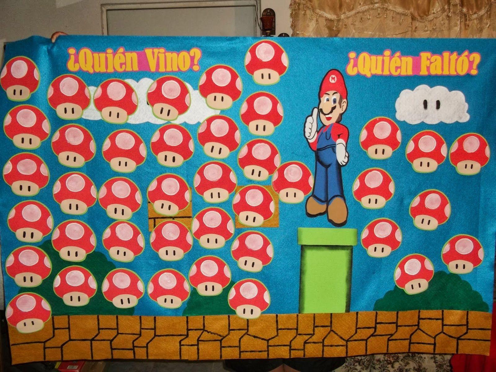 Decoraciones infantiles the teacher pase de lista - Programas de decoracion ...