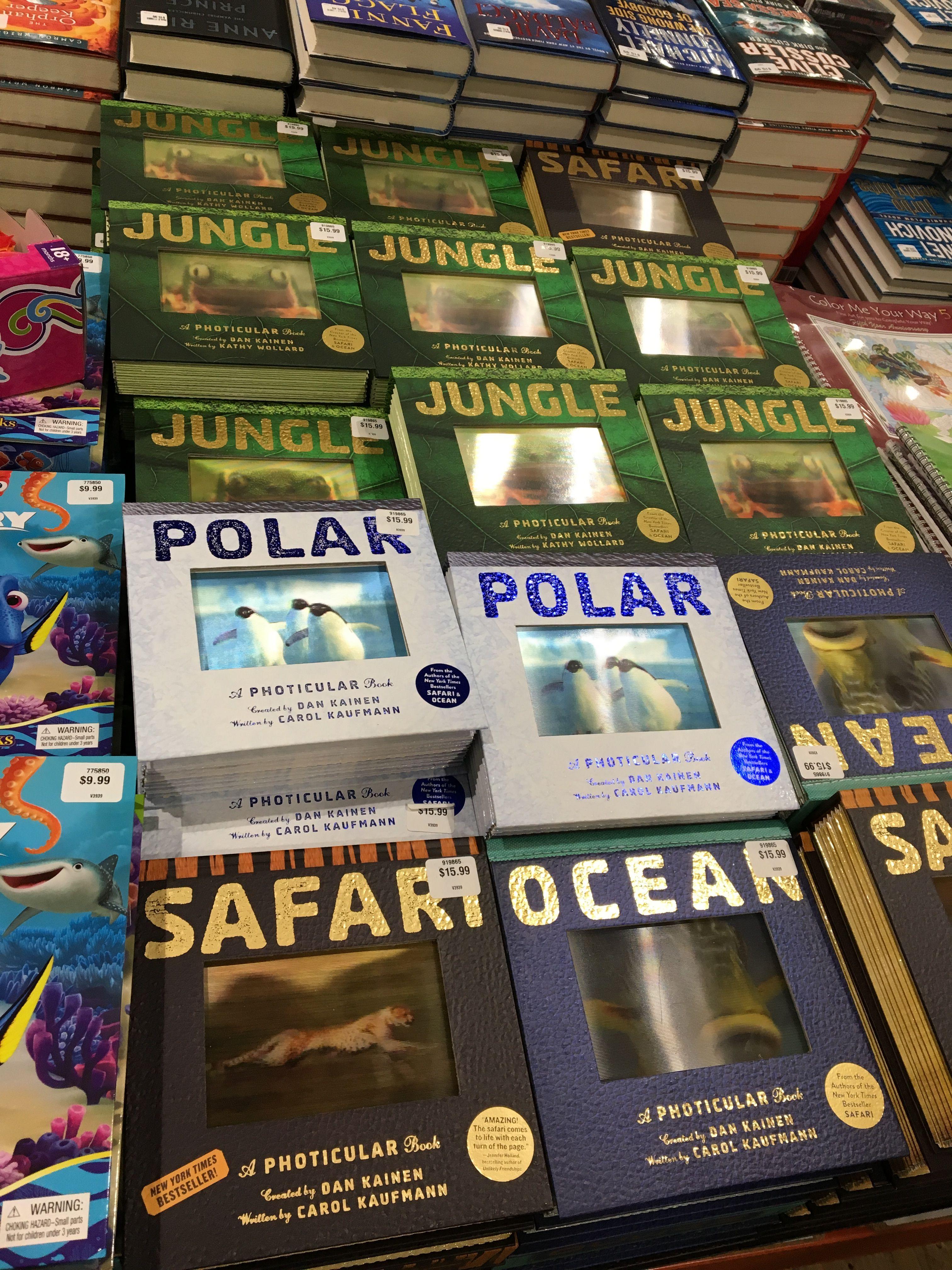 Anima moving books Were sold at Costco Buy