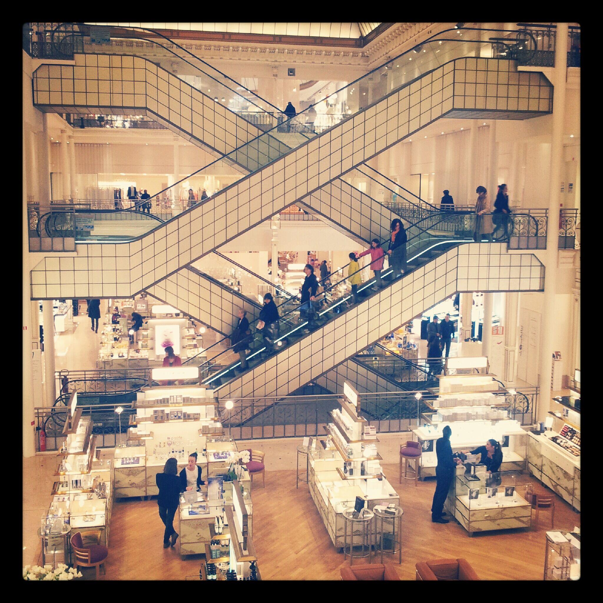 Le Bon Marché - Department Store - Paris
