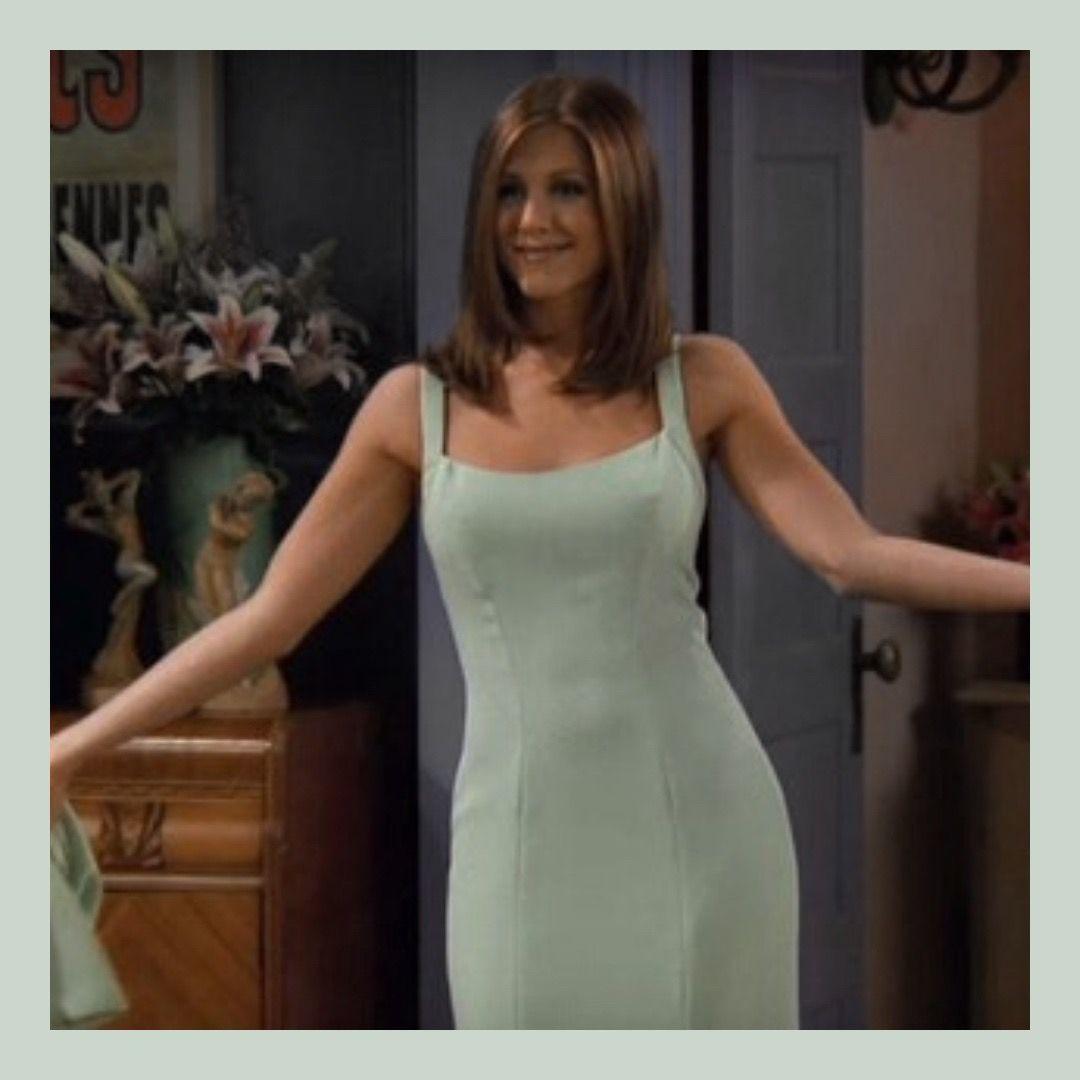 How I Feel When I Take Cbd Rachel Green Outfits Fancy Dress Ball Rachel Green [ 1080 x 1080 Pixel ]
