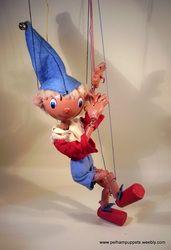 SHOP Enid Blyton Characters - The Vintage Pelham Puppet Shop £120