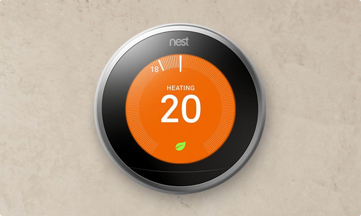 Programs Itself, Helps Save Energy Google Store Nest