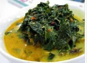 Indonesian Original Recipes Cassava Leaves Curry Gulai Daun Singkong Indonesian Recipe Yummy Vegetable Recipes Nasi Padang Recipe Vegetable Dishes