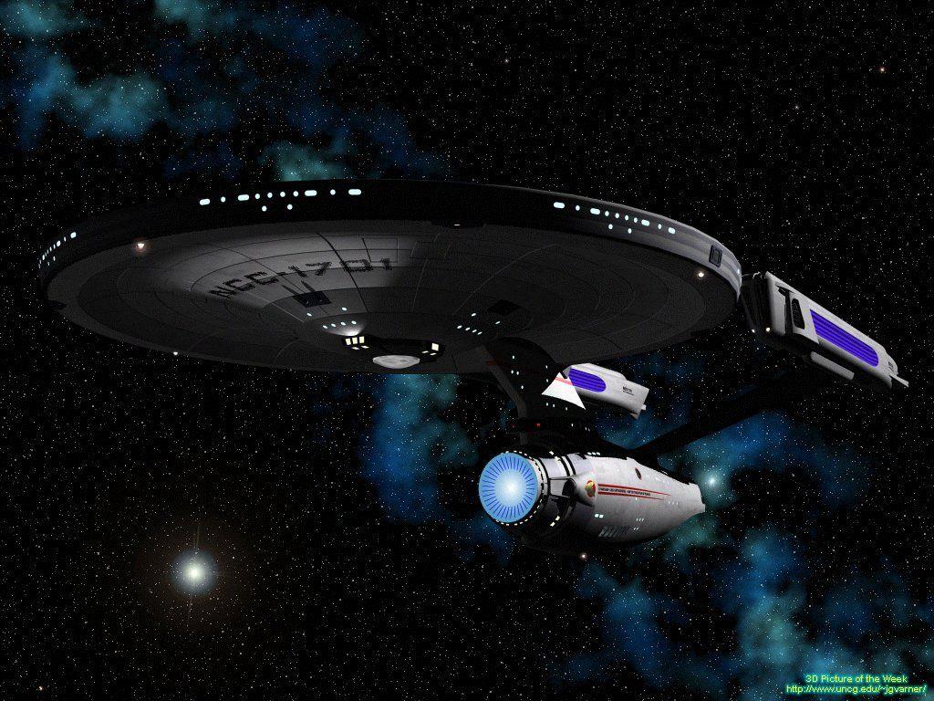 Desktop Wallpaper 3d Picture Of Star Trek Star Trek Wallpaper Star Trek Star Trek Original