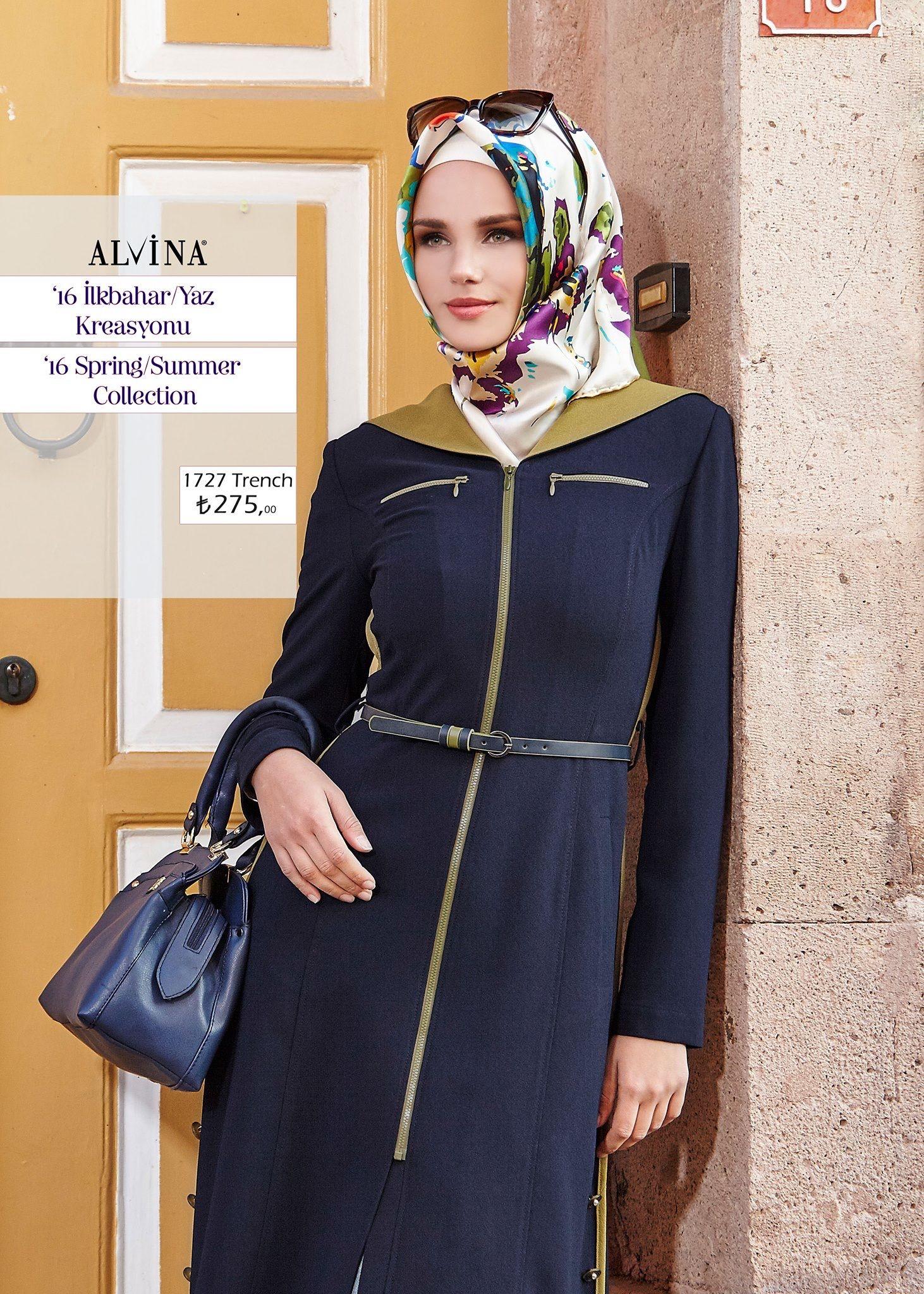 Pin Oleh Ziah Arsyadi Di Fashion Hijab Kerudung