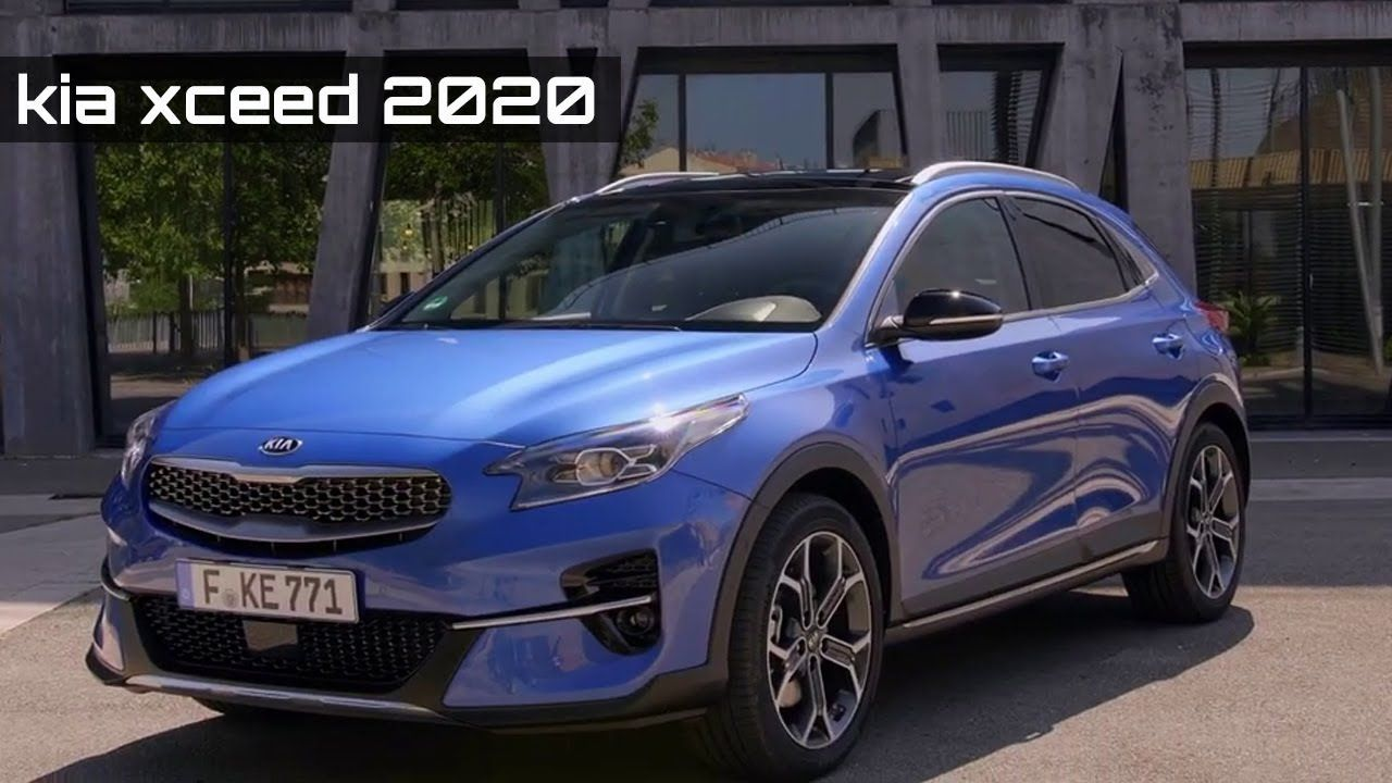 Kia Xceed 2020 Interior Exterior Driving In 2020 Kia Kia Ceed New Cars