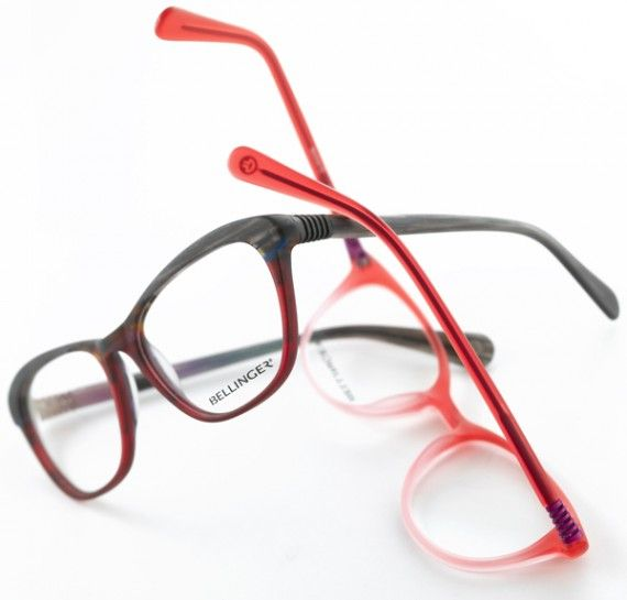 The Danish eyewear company Bellinger has recently presented their new 2012 fall collection. The splashy colored eyewear collection is a mix of eras and a tribute to the shapes that evolve from the cat eyed 1950′ies to the round Woodstock frames and the classic JFK glasses. It is high quality designer eyewear with a twist and a heavy dose of personality.